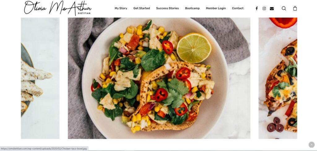OM Dietitian Website 3